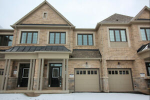 MILTON brand new all brick townhome attchd garage and upgrades $