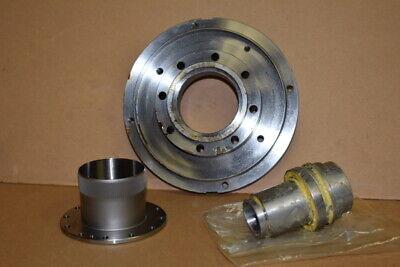 Strain Wave Gear Set Shs-20-80-2a-gr-sp Hollow Shaft Harmonic Drive Systems