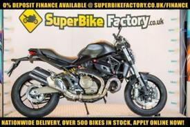 2014 64 DUCATI MONSTER 821CC M821 DARK