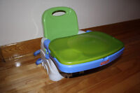 Siège rehausseur FISHER-PRICE booster seat.