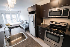 Concordia's Montreal West furnished studio vacation rental