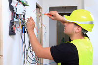 $40/HR   LICENSE ELECTRICIAN   NEW ELECTRIC CONNECTION