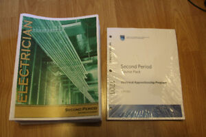 Second Period Electrician ILM & course pack