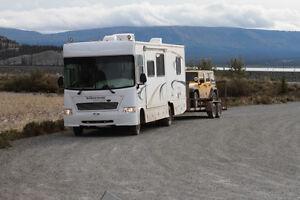 Great Motorhome for Families 2007 Gulfstream Yellowstone 33'