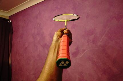 Badminton Racquet - ArcSaber Z-SLASH