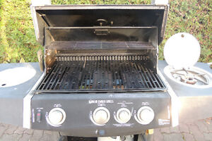 "BBQ with Powered Rotisserie Blue Ember 57,000 BTU, 27"" West Island Greater Montréal image 5"