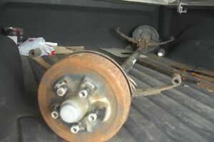 2800 LB DEXTER AXLE WITH ELECTRIC BRAKES