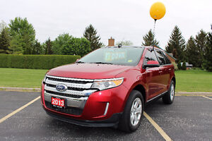 2013 Ford Edge SEL SUV, Crossover**NAV**LEATHER**SUNROOF**
