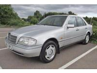 1995 MERCEDES-BENZ C CLASS 2.2 C220 ELEGANCE 4DR AUTO 148 BHP