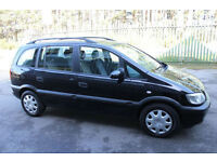Vauxhall Zafira 1.8i 16v Automatic Comfort 7 Seater MPV / People Carrier