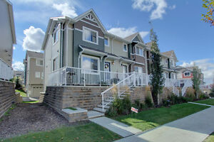 Amazing curb appeal on this 2 storey town home