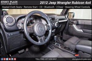 2012 Jeep Wrangler Rubicon Edmonton Edmonton Area image 9