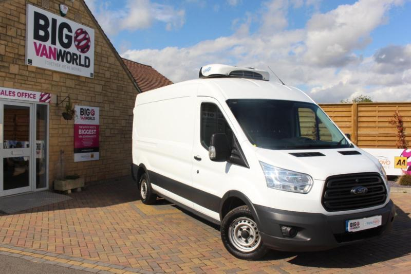 2014 FORD TRANSIT 310 TDCI 125 L3 H2 FRIDGE LWB