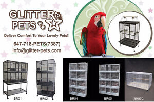 Premium Bird Cage Parrot Cage Parrot Stand Bird Toy for Sale Mississauga / Peel Region Toronto (GTA) image 4
