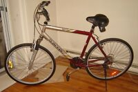 velo raleigh hibryde comme neuf