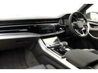 2021 Audi Q8 S line 50 TDI quattro 286 PS tiptronic Estate Diesel Automatic