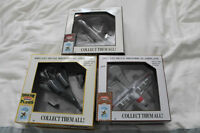 Like New Diecast Colllectable Air Planes in Original Boxes $10ea