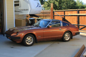 1981 Datsun 280zx GL  Price reduced    $13990.00