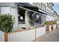 Trainee manager - Beautiful food led pub - £19k + service & benefits - Wandsworth