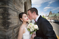 Short Session Wedding Photography + 4K Video for only $439!
