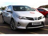 2014 Toyota Auris 1.8 VVTi Hybrid Excel 5dr CVT Auto Hatchback Automatic Hatchba