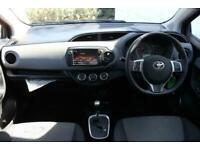 2015 Toyota Yaris 1.33 VVT-i Icon 5dr CVT Auto Hatchback Petrol Automatic