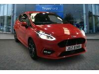 2018 Ford Fiesta 1.0 EcoBoost 125 ST-Line 3dr- Sat Nav, Bluetooth, Cruise Contro