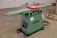 """General International 80-200LHC 8"""" Jointer with helical cutter"""