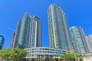 Condo for Lease! 2 Bed + 2 Bath – Downtown Pinnacle Centre