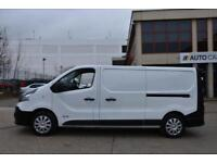 RENAULT TRAFIC 1.6 LL29 BUSINESS DCI S/R P/V 5D 115 BHP LWB FWD ECO DRIVE