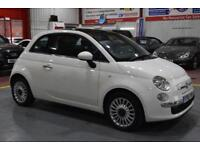 2012 61 FIAT 500 1.2 LOUNGE 3D 69 BHP