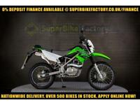 2017 17 KAWASAKI KLX125 CGF 0% DEPOSIT FINANCE AVAILABLE