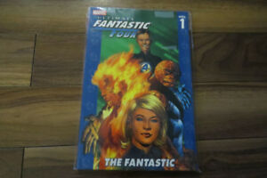 Ultimate Fantastic Four tradepaper back - Marvel Comics