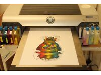 Entire print business for sale quick sale needed !!!