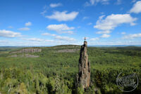 Rock Climbing Guided Adventures and Courses in Thunder Bay!