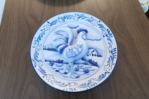 3 dimension decorative ceramic plate