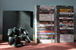 PS3 Games - LOTS of RPGs