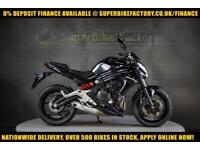 2013 13 KAWASAKI ER-6N EDS 650CC 0% DEPOSIT FINANCE AVAILABLE