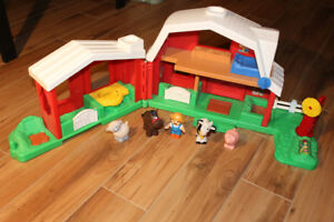 Ferme sonore Fisher Price Little People
