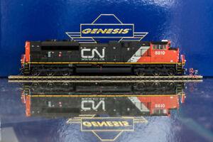 Athearn SD70M2 CN 8810 1/87 scale diesel locomotive