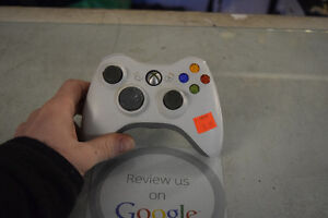**GREAT DEAL** XBOX 360 Wireless Controller White