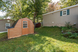 834 Duggan Drive - 3 bed/1 bath mobile home for sale!