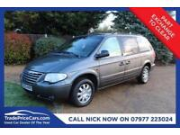 2005 55 CHRYSLER GRAND VOYAGER 2.8 LIMITED 5D AUTO 150 BHP DIESEL