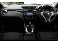 2014 Nissan Qashqai 1.2 DiG-T Acenta Premium 5dr SUV Petrol Manual