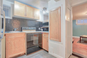 NOV FREE! PET FRIENDLY - Charming Lower Suite in Crescent Height