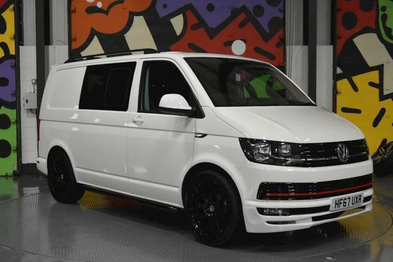 93bbfb5283 2017 VW TRANSPORTER T28 SWB 2.0TDI 160PS HIGHLINE PANEL VAN LV SPORTLINE  PACK