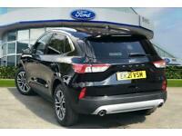 2021 Ford Kuga 1.5 EcoBlue Titanium Edition 5dr Hatchback Diesel Manual