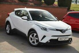 image for Toyota C-HR 1.8 Hybrid Icon 5dr CVT Auto Hatchback Petrol/Electric Hybrid Automa