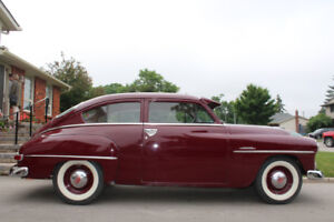 Plymouth Concord, 1951