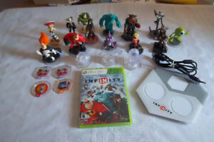 XBOX 360 INFINITY GAME AND ACCESSORIES